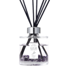 White Sage Cleansing Diffuser LUCAS  [AMETHYST]