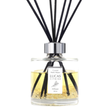 White Sage Cleansing Diffuser LUCAS [CITRINE]