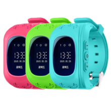 Q50 smart children's phone watch mobile phone anti-lost triple GPS multi-position health monitoring