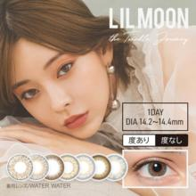 LIL MOON<br>[Color contact lenses / 10 / day]