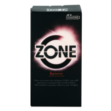 Condom ZONE (zone) latex 6 pieces