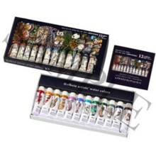 Holbein Higuchi Yuko Transparent Watercolor Paint 12 Colors Set YH2-HWC12 (B Set)