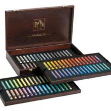 CARAN D'ACHE7400-996 Neo Pastel 96 color wooden box set