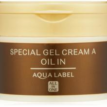 Aqua label special gel cream A (oil in) 90 g