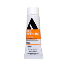Holbein Acrylic Medium Gel Medium AM551 40ml