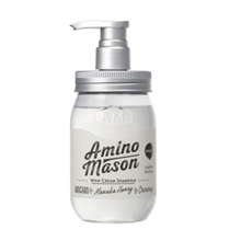 Amino Mason Moist Whipped Cream Syampu 450ml