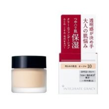 Shiseido Integrate Gracey Moist Cream Foundation Oakle 10 OC10