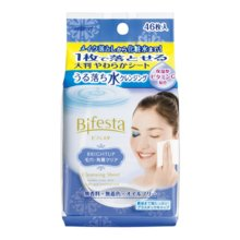 BIFESTA Falling Water Cleansing Sheet Bright Up 46 Sheets x 2 Bags