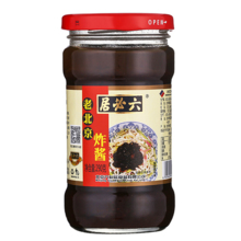 Liu Biju Old Beijing Fried Sauce Chinese Old Noodles Noodles Noodles Noodles Sauce Instant Food Fried Sauce with Noodles Sauce Sauce Condiment 290g