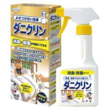 Mite clean deodorant / sterilization type [Tick-proof effect about 1 month] Body 250mL Up to 2 per person