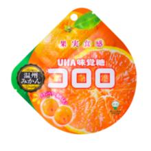 UHA 悠哈 味觉 软糖 果汁  桔子味