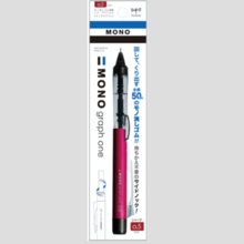 TOMBOW MONO mechanical pencil monograph one 0.5mm with eraser