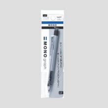 TOMBOW MONO mechanical pencil metal color 0.5mm
