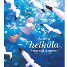 The Art of Heikala: Works and thoughts (3dtotal Illustrator Series) Heikala