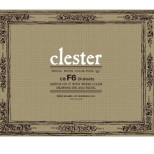 Crester Watercolor Paper Block 210g Middle Eye CB-F4