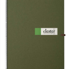 Crester Watercolor Paper Spring 310g Middle Eye CTS-F3