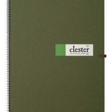 Crester Watercolor Paper Spring 310g Middle Eye CTS-F4