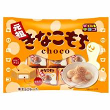 黄豆粉糕巧克力 原味