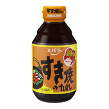 Ebara sukiyaki sauce mild 300ml 1 bottle