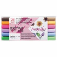 Bamboo Kuretake aqueous pen ZIG MS Brushables 24 colors MS-7700 / 24V