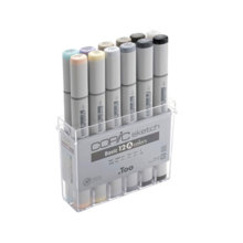 Copic sketch basic 12 color set A