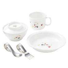familiar tableware set C set