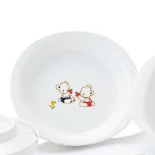familiar plate