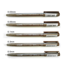 Copic Multiliner Brown