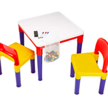 Little Princess Block Play Oekaki Table