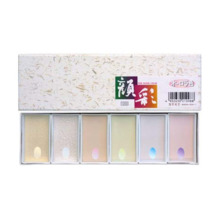 Sumidodo Paint Facial Aurora 6 Color Set 15501