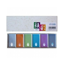 Sinkudo boku-undo paint facial pearl 6 colors set 15502