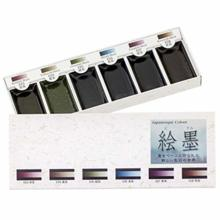 Sumidou Eiko 6 colors set 15452