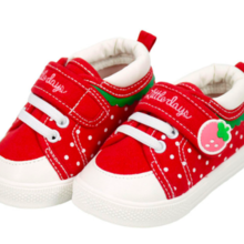 akachanhonpo Baby Shoes Strawberry