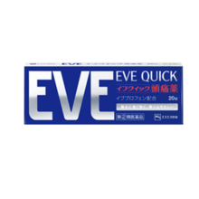 [Designated second kind pharmaceutical products] EVE quick headache medicine 20 tablets