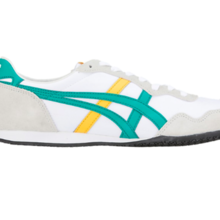 Onitsuka Tiger SERRANO White x Jelly Bean