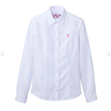 EASTBOY Shirt Embroidery Pink
