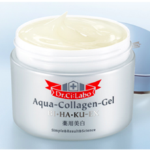 Dr, ci-labo Medicinal Aqua Collagen Gel Whitening EX120g (Quasi-drug)