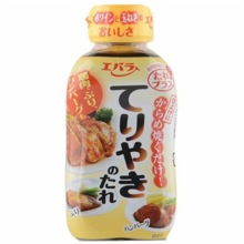 Ebara Food Industry Teriyaki Sauce 235g [Meat seasoning]