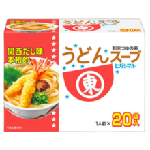 Higashimaru Udon Soup 20 bags * Up to 2 per person