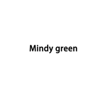 isaro Limited Color Mindy green 7ml