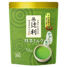 Kataoka Bussan Tsujiri Matcha Milk Soft Flavor 200g