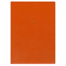 greetinglife paper mint A notebook that allows you to see the year, month, and week at the same time ★ 2022 version Moment Planner A5 size vertical